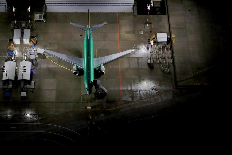 Boeing orders 'robust' probe after potentially damaging debris found in 737 Max fuel tanks
