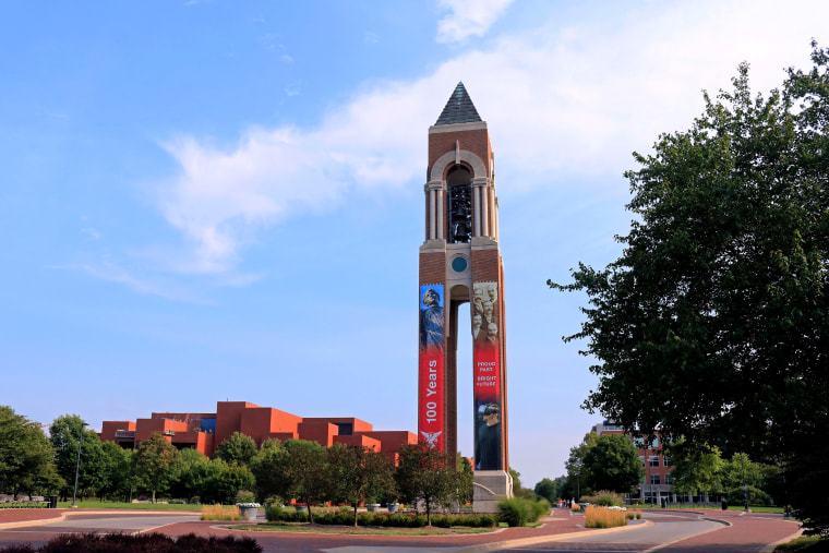Image: Shafer Bell Tower at Ball State University in Muncie, Indiana.