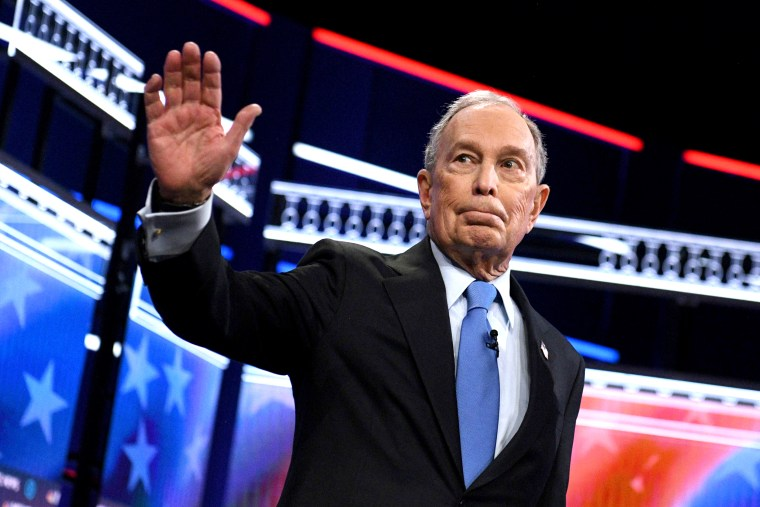 Michael Bloomberg poll rise is being bought by ads and donations. Here's how to stop him.