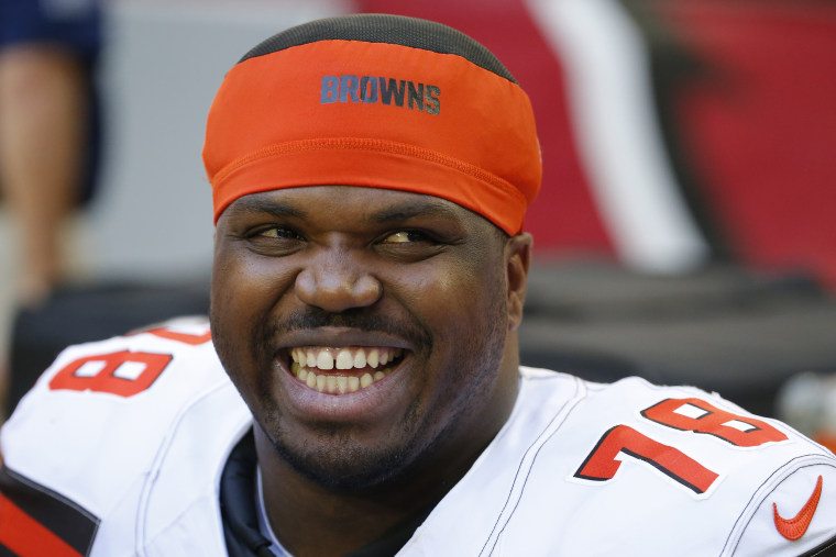 Cleveland Browns Greg Robinson faces drug charges after 157 pounds of pot found in car