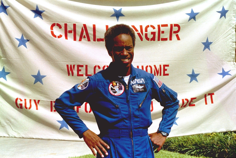 'Black in Space' looks at final frontier of civil rights