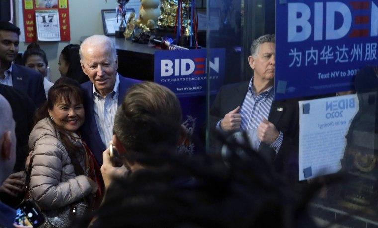 Joe Biden says his DACA proposal will help Asian Americans