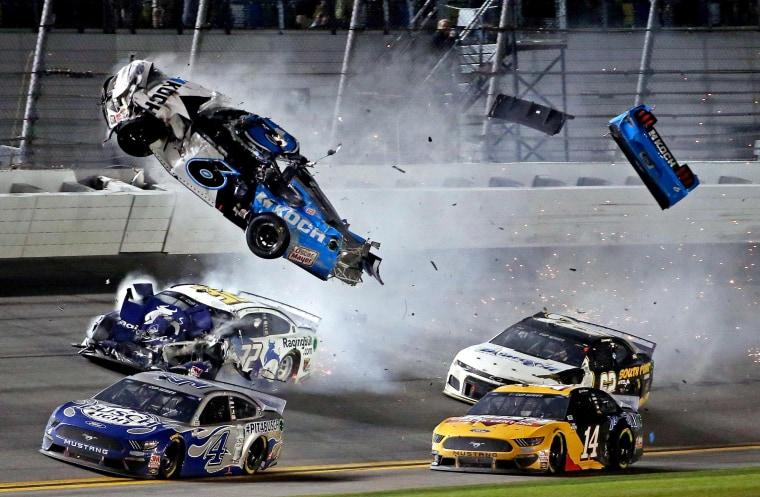 Image: NASCAR: Daytona 500