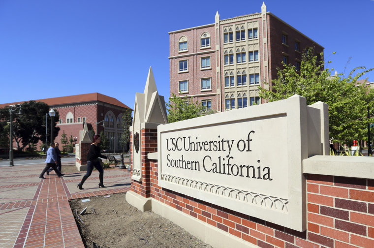 USC announces free tuition for families making under $80,000 a year