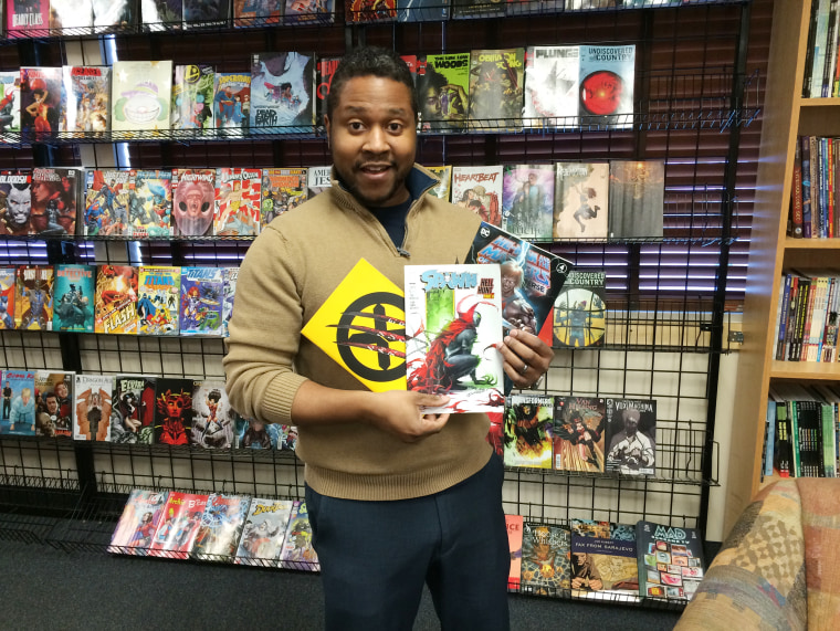 Minnesota's only black-owned comic book store celebrates black history year-round