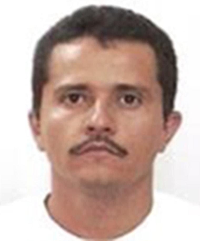 Nemesio Ruben Oseguera Cervantes.