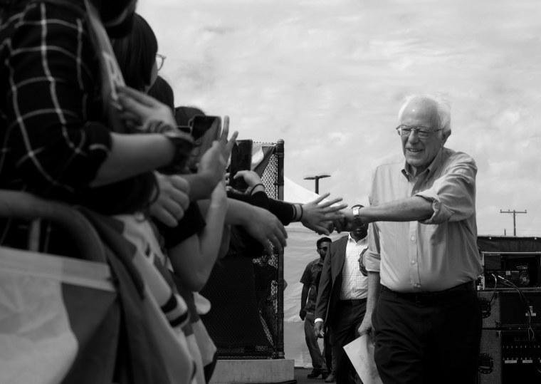 Sanders drives toward Super Tuesday delegate haul as establishment frets