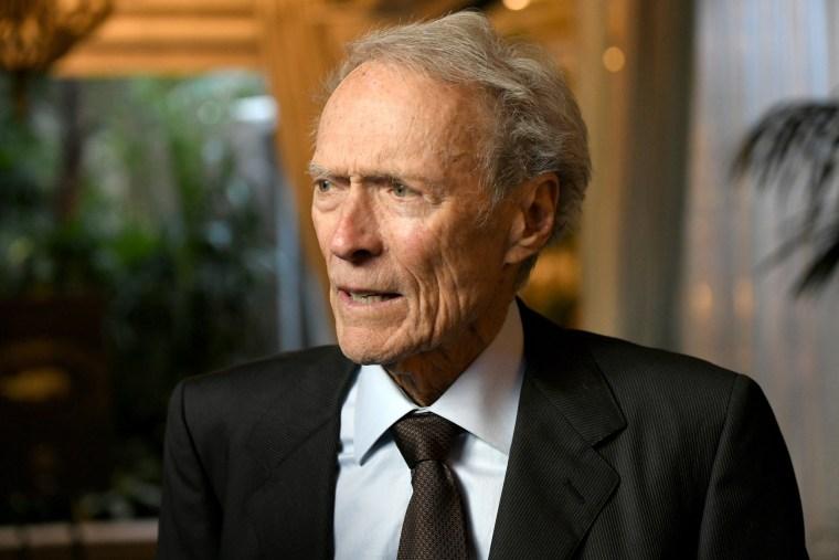 Image: Clint Eastwood