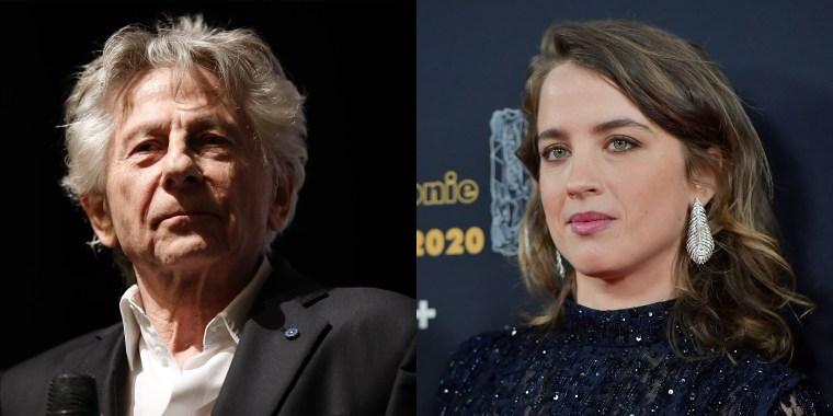 Roman Polanski, Ad?le Haenel
