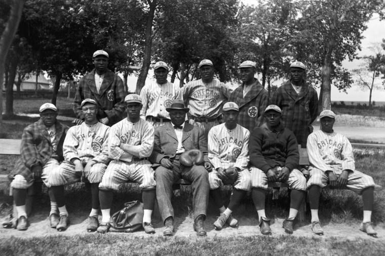 Negro Leagues - Chicago American Giants