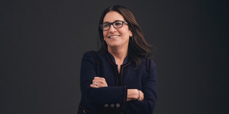 Bobbi Brown, entrepreneur, professional makeup artist and the founder and former CCO of Bobbi Brown Cosmetics.