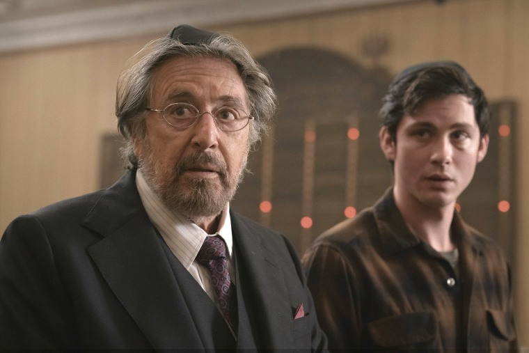 Amazon's 'Hunters,' starring Al Pacino, finally gives Jews the chance to be anti-fascist heroes