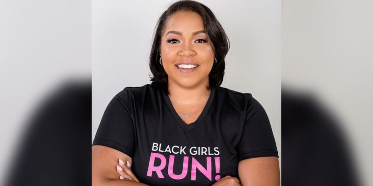 Jay Ell Alexander, CEO of Black Girls Run.