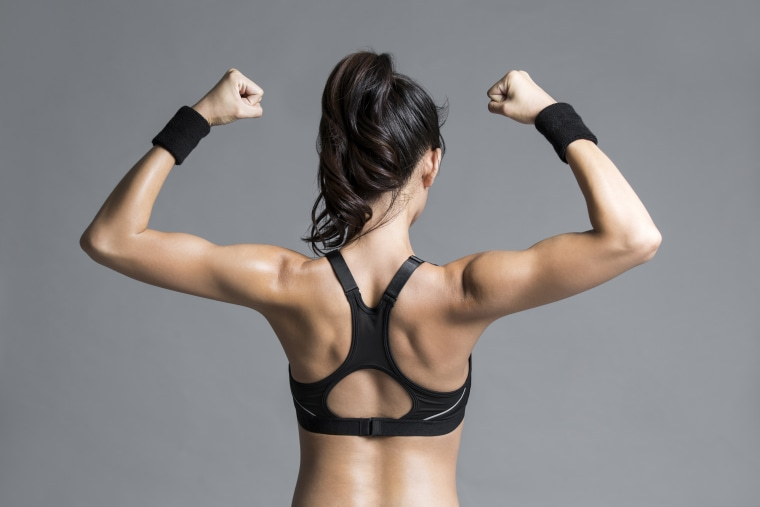 A 5-minute routine to tone your arms by summer