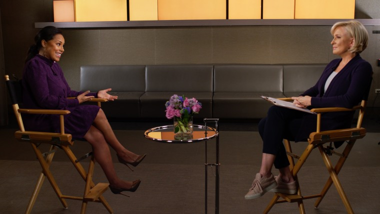 """TODAY"" co-host Sheinelle Jones chats with Know Your Value founder Mika Brzezinski."