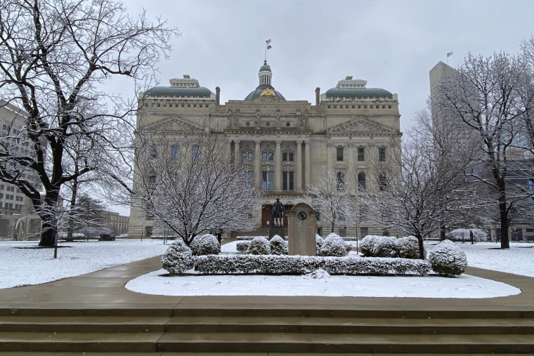 Image: Indiana State Capitol
