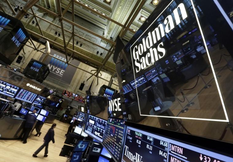 U.S. companies will see zero growth this year because of coronavirus, says Goldman Sachs