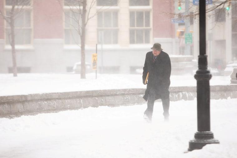 Image: Buffalo Blizzard
