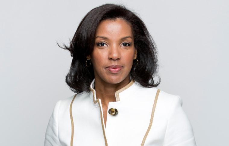 The new University of Pennsylvania Wharton School dean Erika H. James.