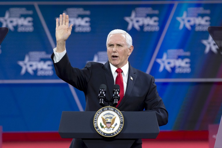 Pence tells Rush Limbaugh, who said coronavirus has been overhyped: 'We're all in this together'