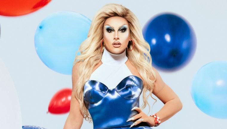 """Jan from """"RuPaul's Drag Race"""" on VH1."""