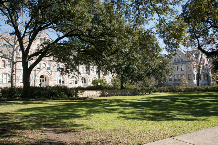 Image: Tulane University in New Orleans