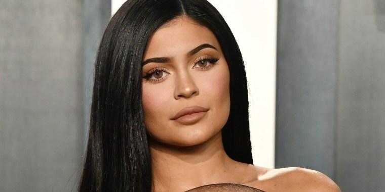 Kylie Jenner hair, Kylie Jenner braid