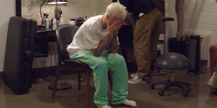 In the ninth episode of his documentary series, Justin Bieber was seen practicing Havening, drawing attention to the practice.