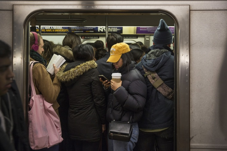NYC Subway As New Chief Faces Task Of Fixing System Without Choking It