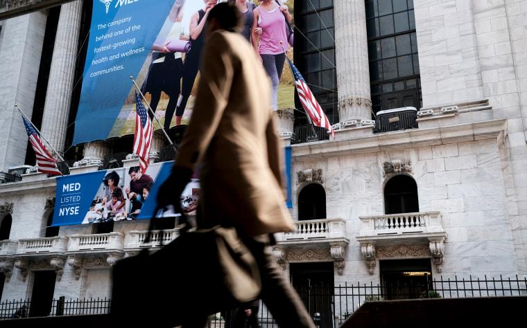Markets Open After Volatile Week For Stocks On Coronavirus Fears