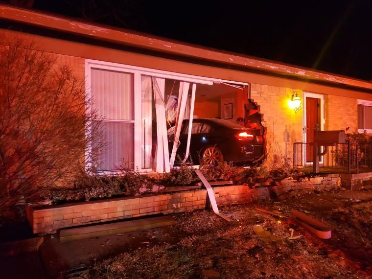 Image: Ann Arbor crash