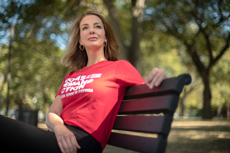 Shannon Watts is the founder of the gun safety group, Moms Demand Action, the nations largest grassroots organization fighting to end gun violence.