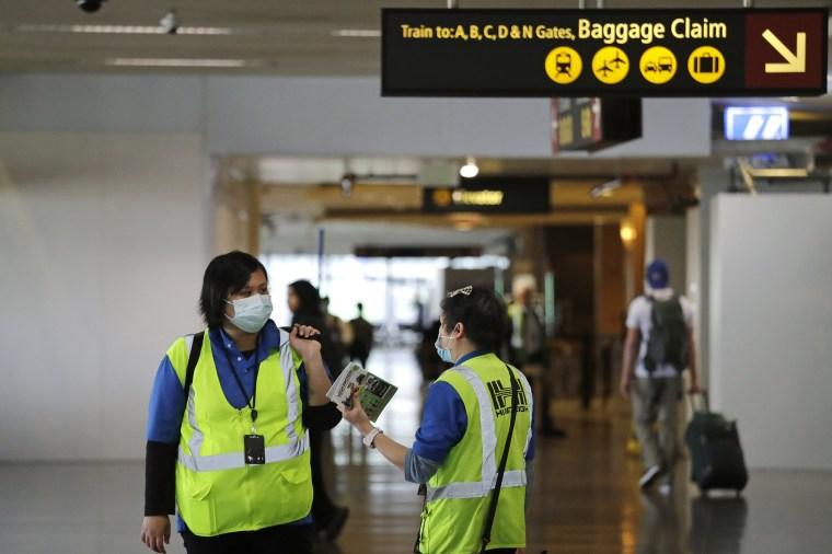 Image: Seattle-tacoma International Airport