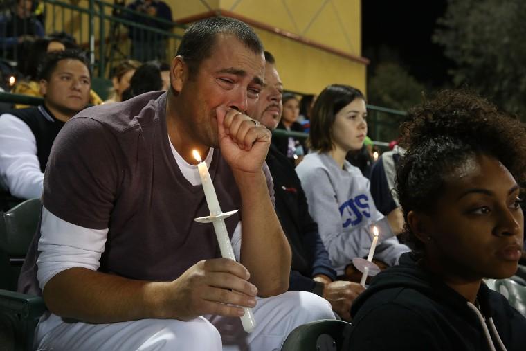 Image: Mass Shooting In San Bernardino Leaves At Least 14 Dead
