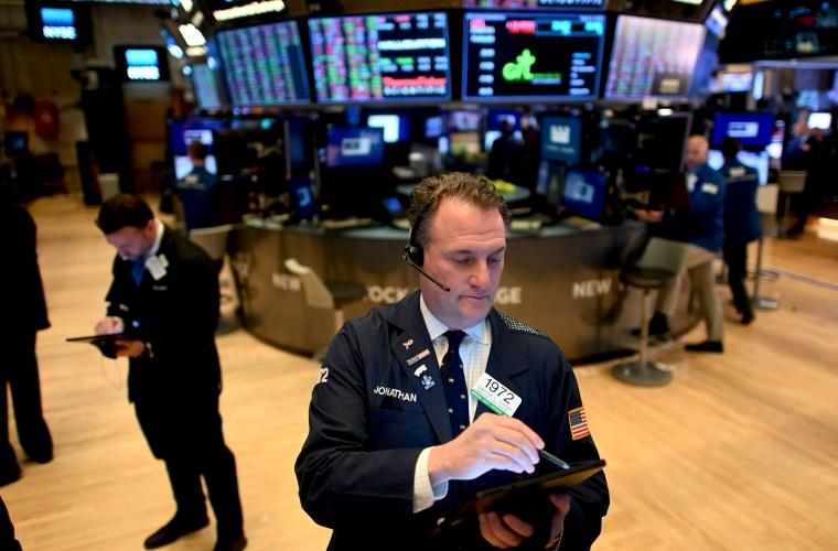 Image: US-ECONOMY-NYSE