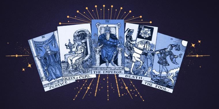Image: Tarot cards