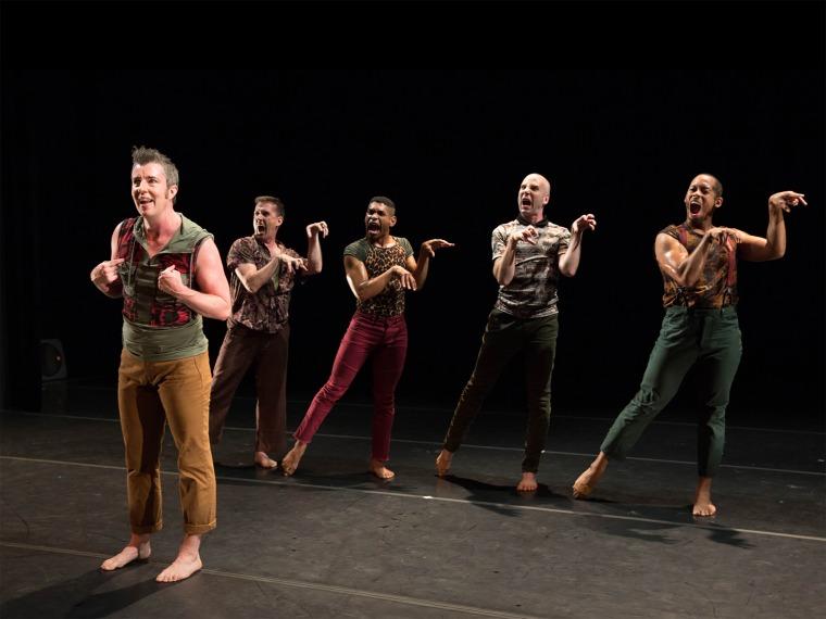 Image: Sean Dorsey Dance