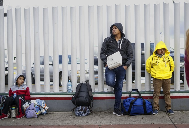 """Image: Appeals Court Rules Against Trump's """"Remain In Mexico"""" Policy, Then Stays The Order, Creating Confusion For Migrants At Border"""