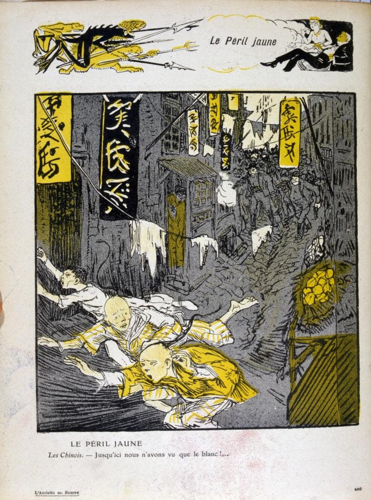 Image: 'Yellow Peril'