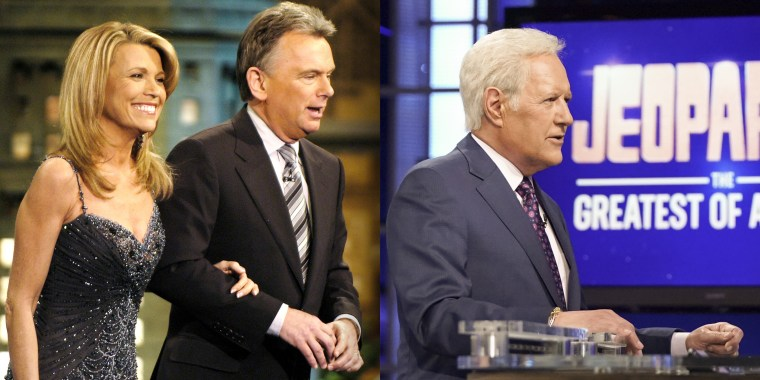 """""""Out of an abundance of caution due to the spread of COVID-19, we have decided to cancel audience attendance for the tapings of Wheel of Fortune and Jeopardy! for the time being,"""" a source close to the show told NBC News."""