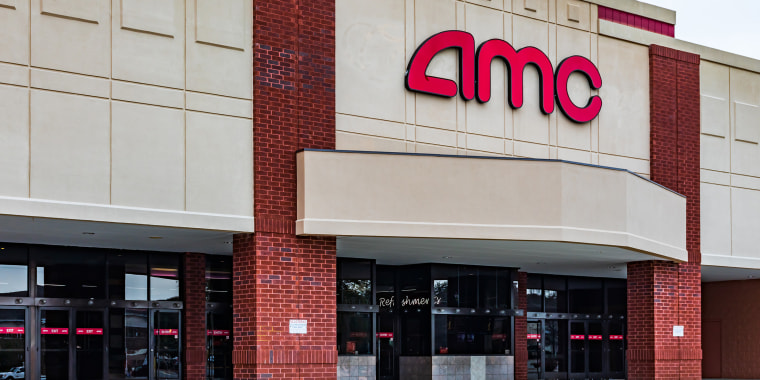 AMC movie theaters
