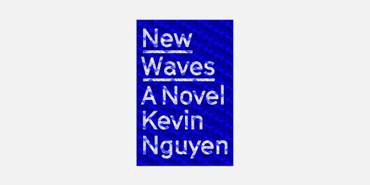 ""\""""New Waves"""" by Kevin Nguyen.""760|380|?|en|2|b1b542654be543e77b80d5dc4f2000e1|False|UNLIKELY|0.3720814287662506