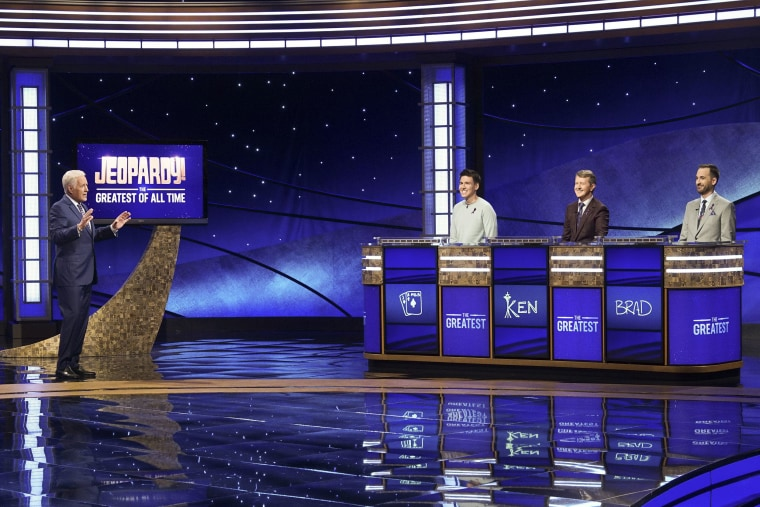 """Image: ABC's \""""Jeopardy! The Greatest of All Time\"""""""