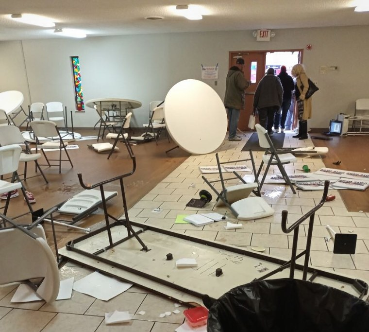 IMAGE: St. Louis polling station