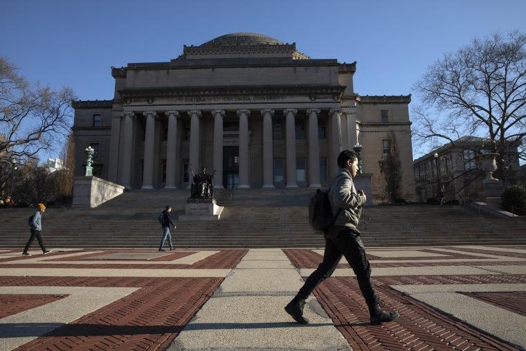 Image: Columbia University
