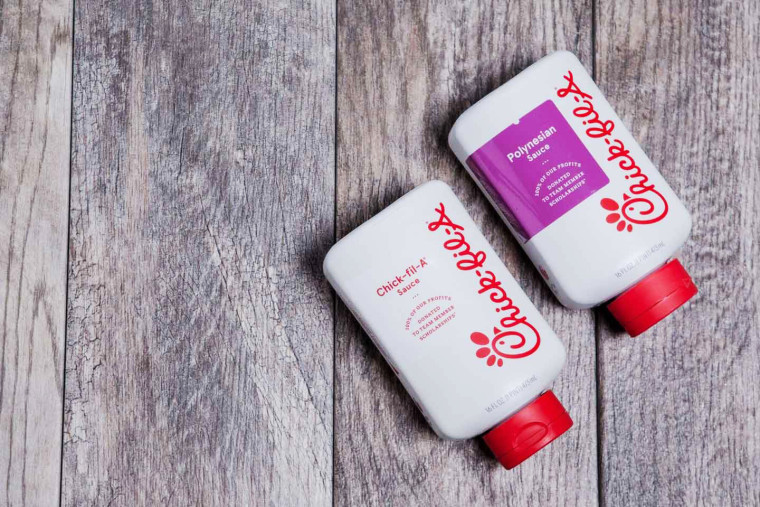 Chick-fil-A announced Wednesday that it will begin selling its sauces in bottles as a pilot in Florida.