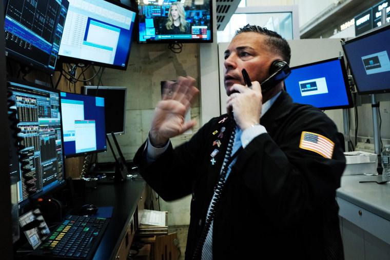 Image: Markets Open As Economic Fears Grow Over Coronavirus Spread