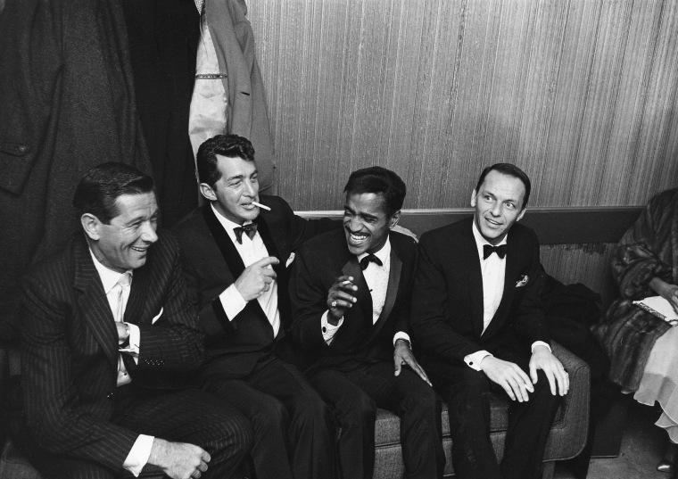 Sammy Davis Jr., Rat Pack, 1960