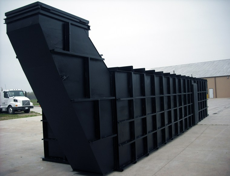 A 10X30 bunker.