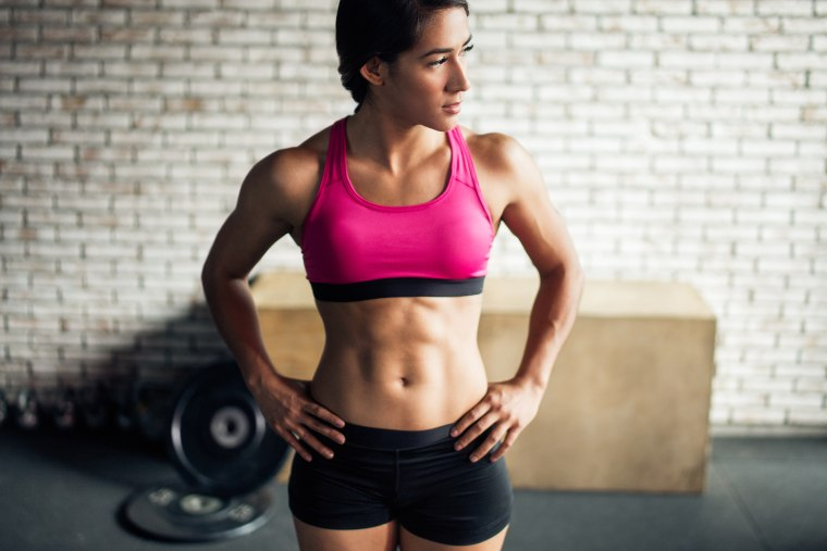 A 30-day workout to tone and strengthen your core